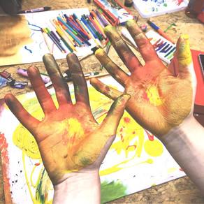Exploring Mental Health through Art with Peter Heenan, creator of Post Pieces.