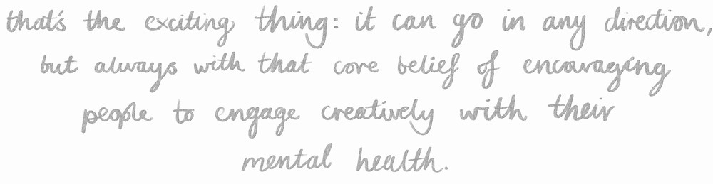 Art Mental Health Workshops Non-profit Grassroots Charity Community Support