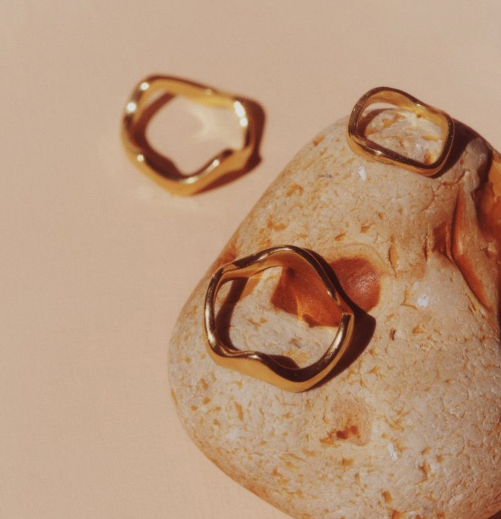 SMBL Studio Sustainable Jewellery Ethical Rings Jewelry Earrings Necklace Gold