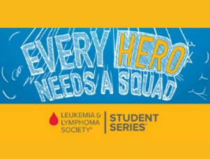 Student Series, Every Hero Needs a Squad