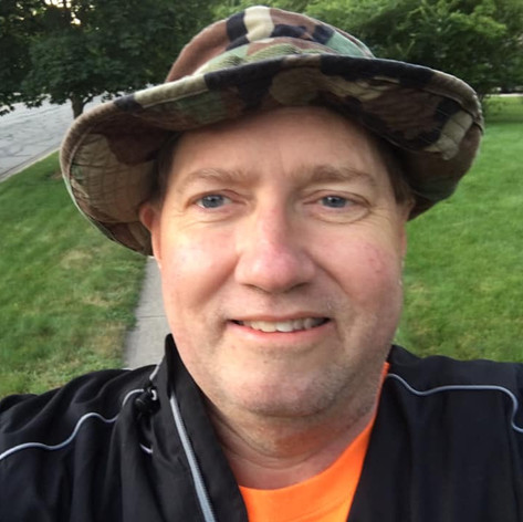 In an early 4-C style start to the day I did a 5K in the honor of a true champion, who made a true difference. Celebrating your day and battle you fought...b.strong. INDY Support #207.