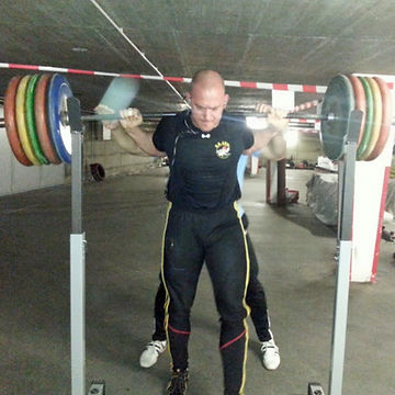 Justin Olsen, online strength and conditioning