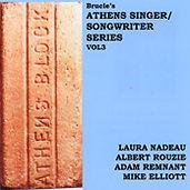 Athens Singer/Songwriter Series Vol. 3