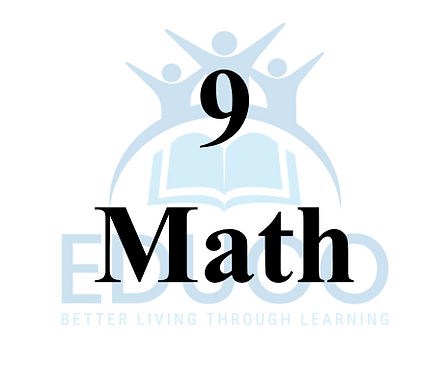 Grade 9 Math Review Booklets