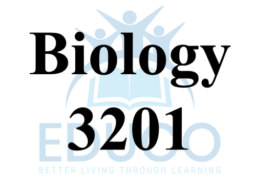 Biology 3201 Review Booklets