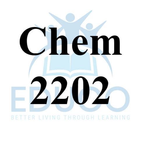 Chemistry 2202 Review Booklets