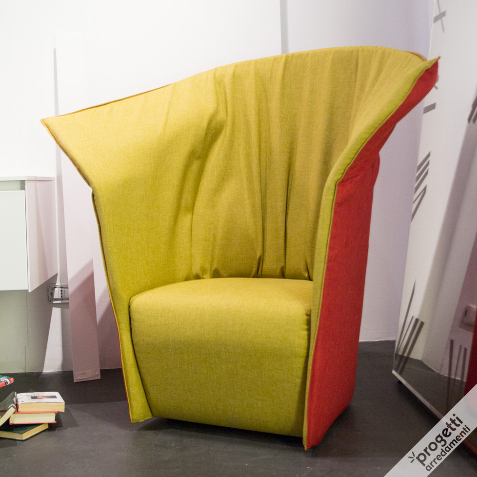 Artichoke armchair by Novamobili