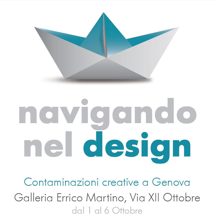 Navigando nel Design - Contaminazioni creative a Genova