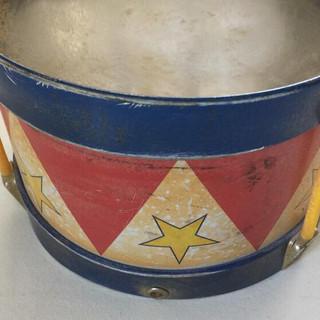 Vintage Circus Drum ($4)