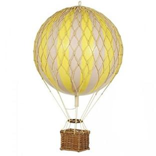 Large Hot Air Ballon Yellow ($15)