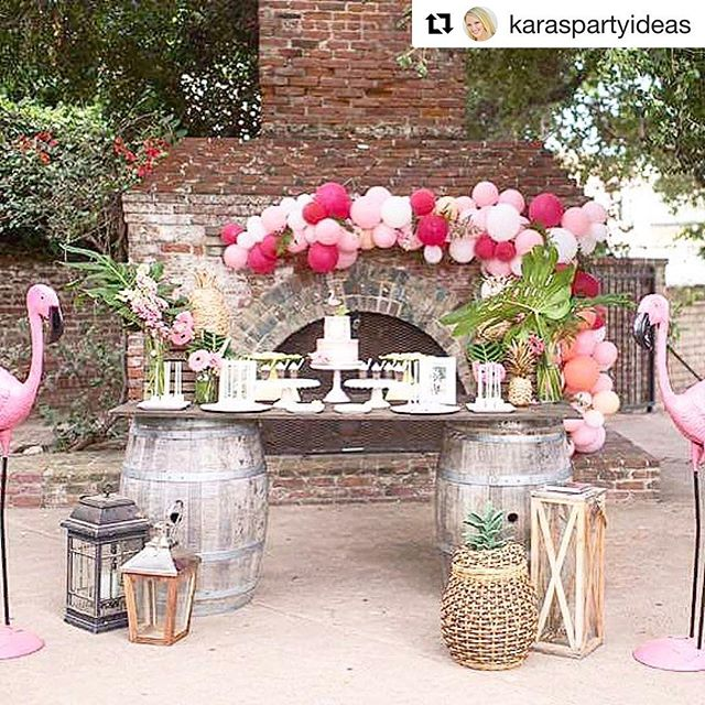Super excited and honored to be featured on _karaspartyideas today! Thanks for all the love
