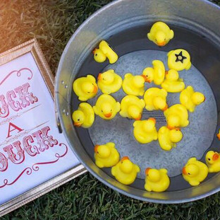 Pluck a Duck Game with Tin ($10)