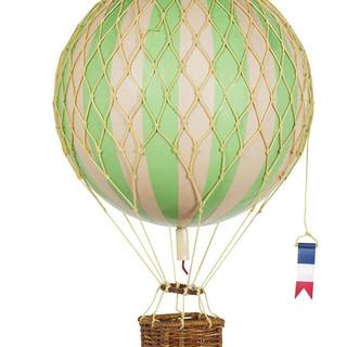 Large Hot Air Balloon Green ($15)