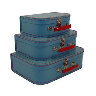 Cardboard Suitcases ($10)