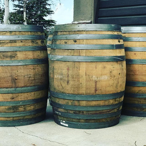 Wine Barrels 4 available