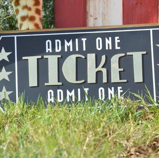 Admit One Ticket ($5)