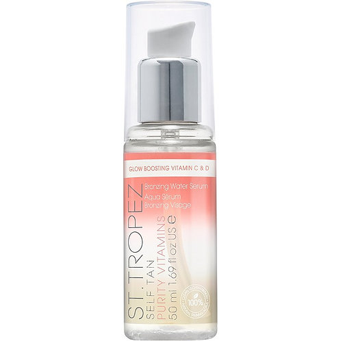 Purity Vitamins Bronzing Water Serum