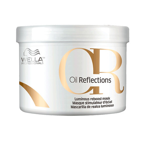 Oil Reflections Luminous Reboost Mask