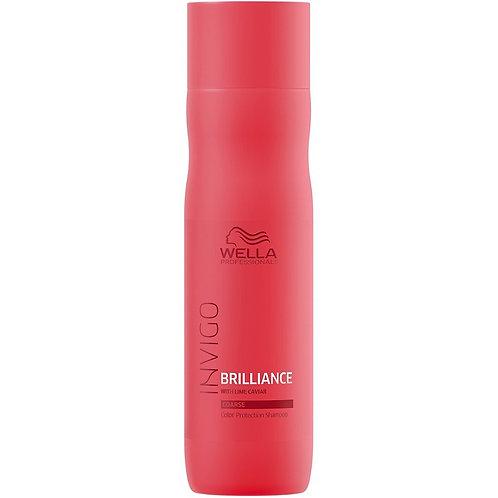 Invigo Brilliance Shampoo for Coarse Hair