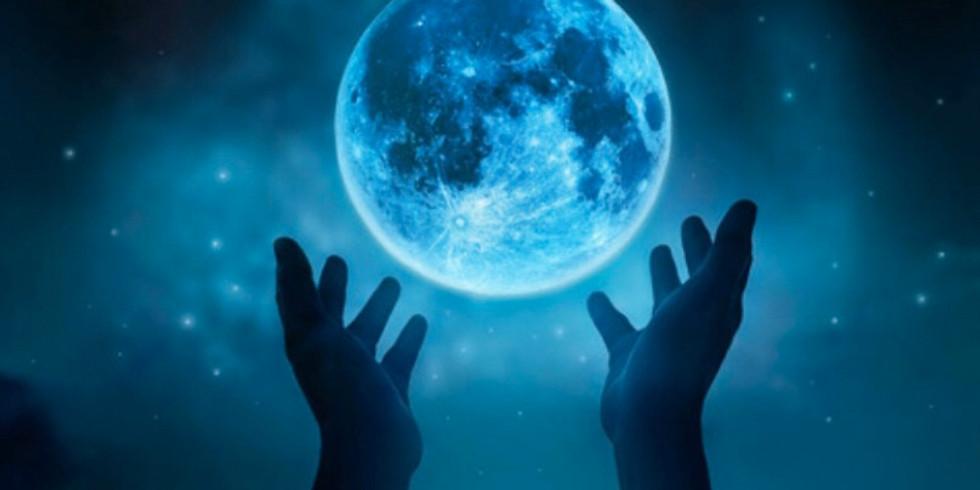 Full Moon Release Breathwork @ Juniper Stones Gallery