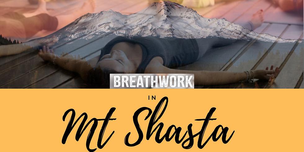 Mt Shasta Breathwork