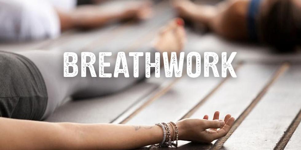 Full Moon Release Breathwork Workshop