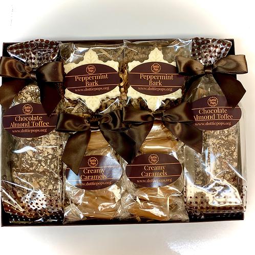 XL Toffee Caramel Snowflake Gift Set