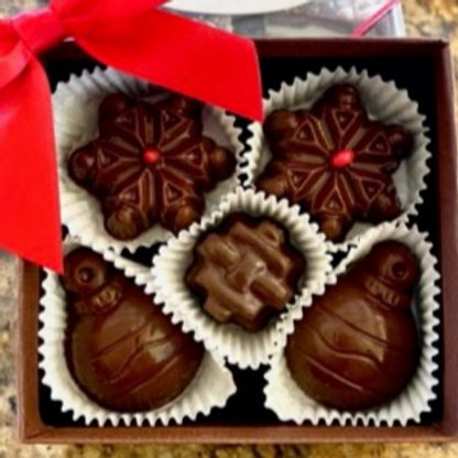 Small Chocolate Gift Box