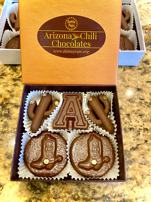 Arizona Chili Chocolates!