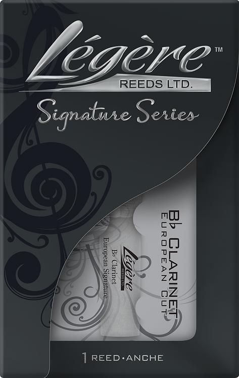 Légère Signature Series European Cut Reed (Bb Clarinet)