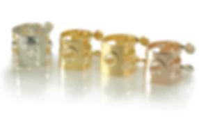 Ishimori clarinet ligatures