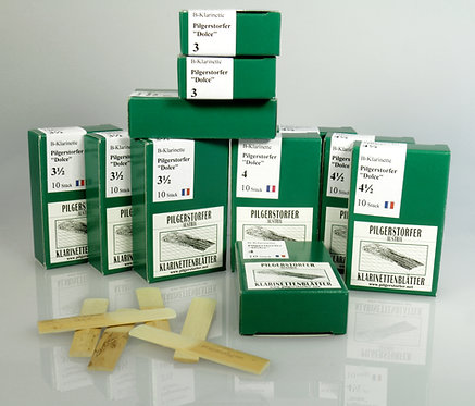 Pilgerstorfer Dolce Bb Clarinet Reeds