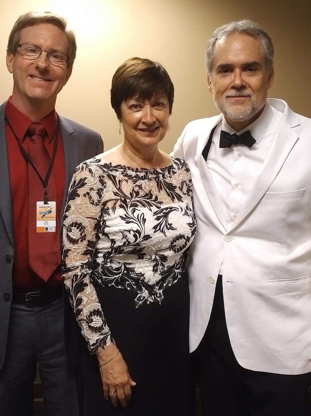 Bill Hudgins and Cathy Hudgins