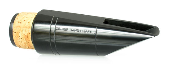 Behn Zinner handcrafted clarinet mouthpieces—perfect for advanced students and professionals