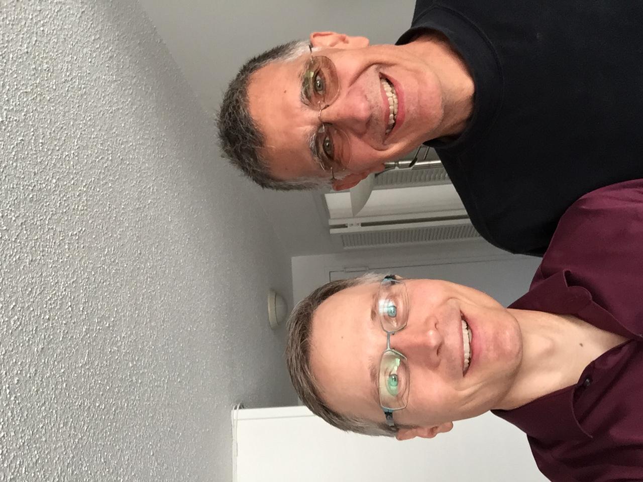 Brad and Kent Smith