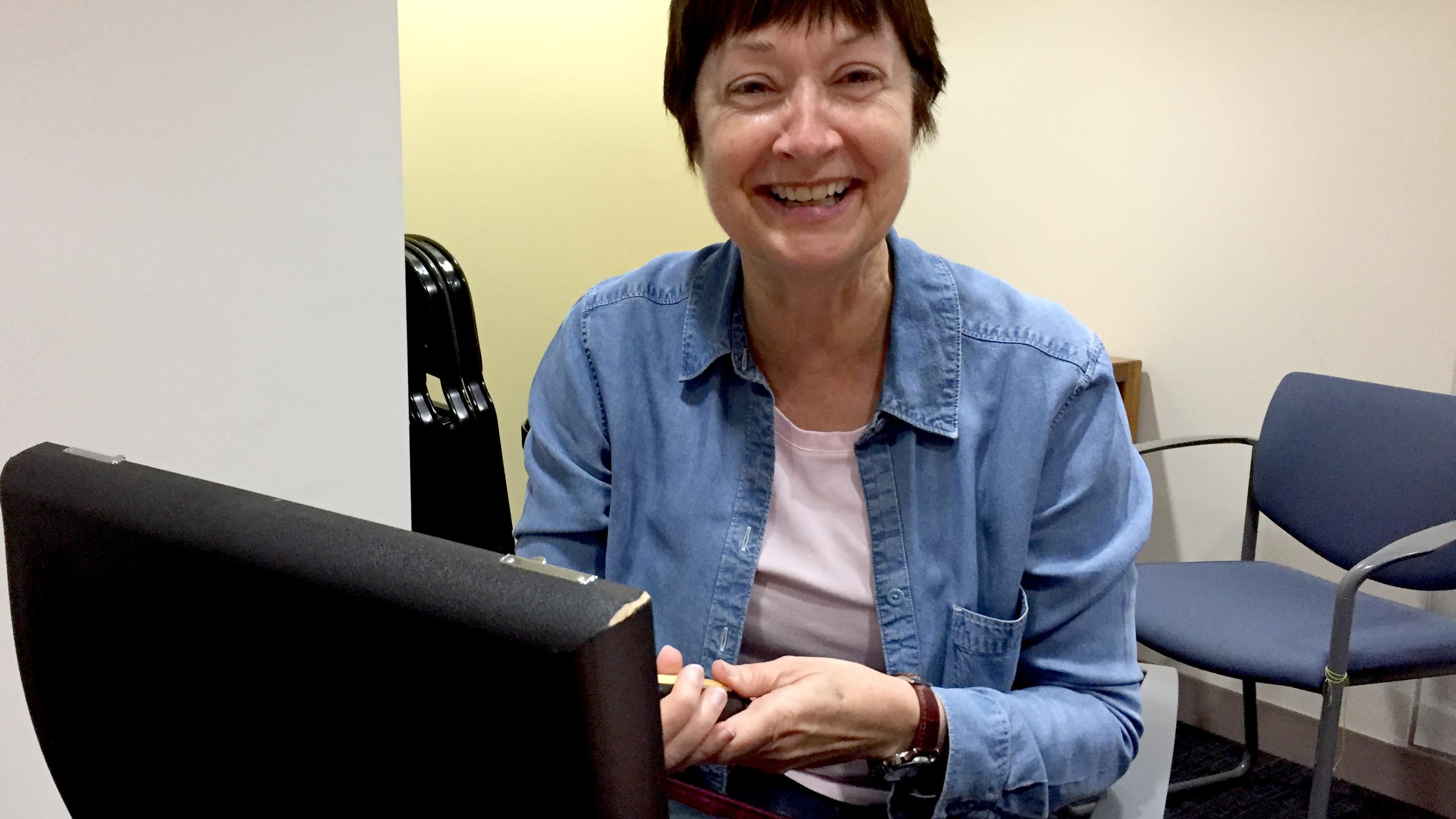 Cathy Hudgins