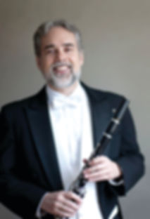 William Bill Hudgins, principal clarinetist of Boston Symphony Orchestra and Behn Artist