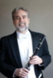 William Bill Hudgins, principal clarinetist of Boston Symphony Orchestra and Behn Artist