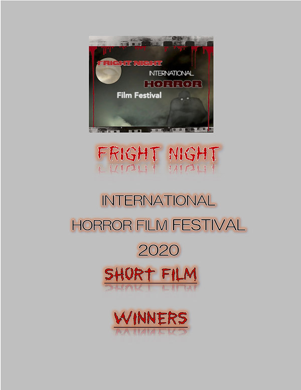 Fright Night SHORT Film WINNERS 2020 - 1
