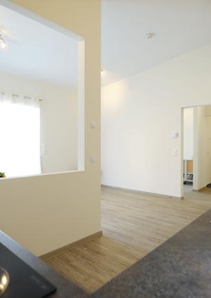 Wohnraum Apartment klein