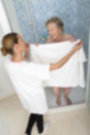 Barrierefreier Bad-Umbau Wanne zur Dusche
