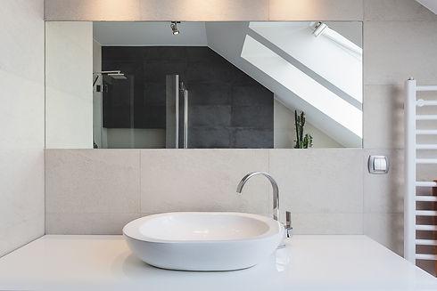 Neues Badezimmer, Bad sanieren, Bad renovieren