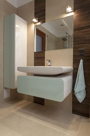 Neues Bad, neues Badezimmer