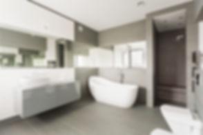 Badrenovierung, neues Badezimmer