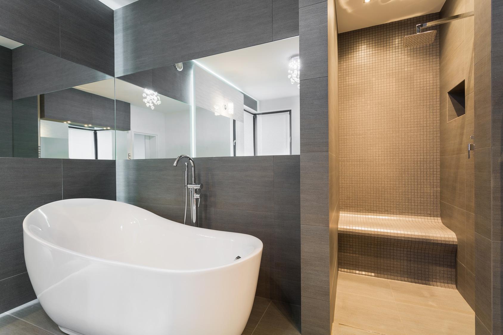 Bad-Sanierung, Badezimmer sanieren, neues Bad zum Festpreis