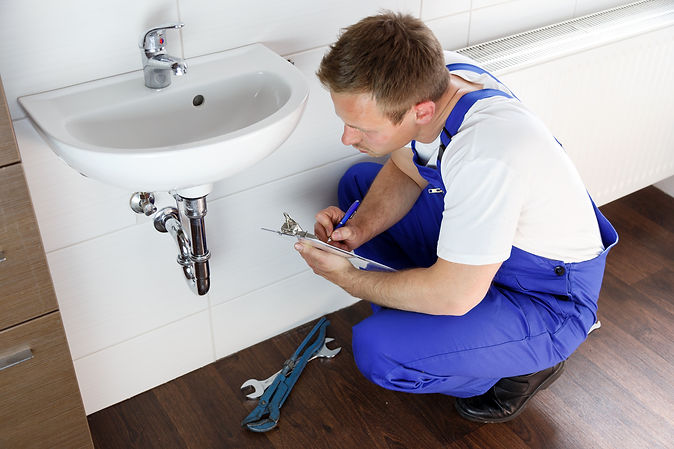 Installateur, Dienstleistungen, Sanitär