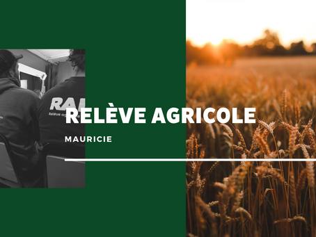 La relève agricole Mauricie
