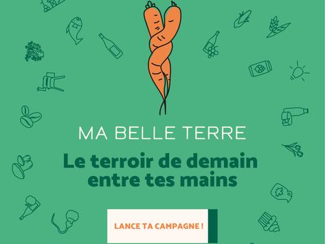 MA BELLE TERRE, LE SOCIOFINANCEMENT AU SERVICE D'UN TERROIR QUÉBÉCOIS DURABLE