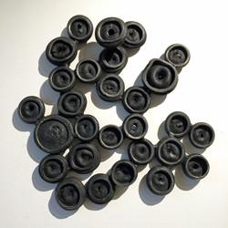 kaviar forge wall art sculpture