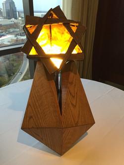 Eternal Light sculpture